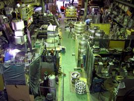 溶接工場(11,900x31,700)
